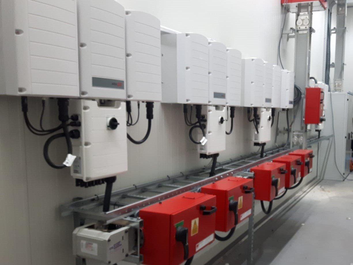 De Kock Elektro bv - Energiedistributie