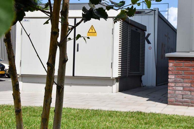 Trafo PV installatie